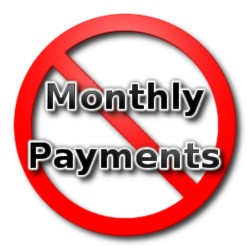 No Monthly Payments With Lawsuit Loans